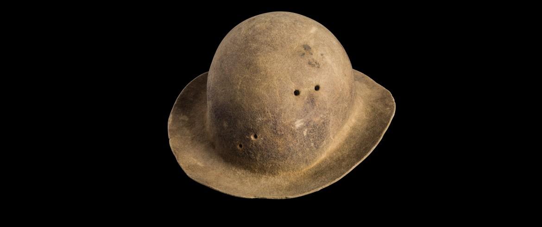 Felt Miner's Hat
