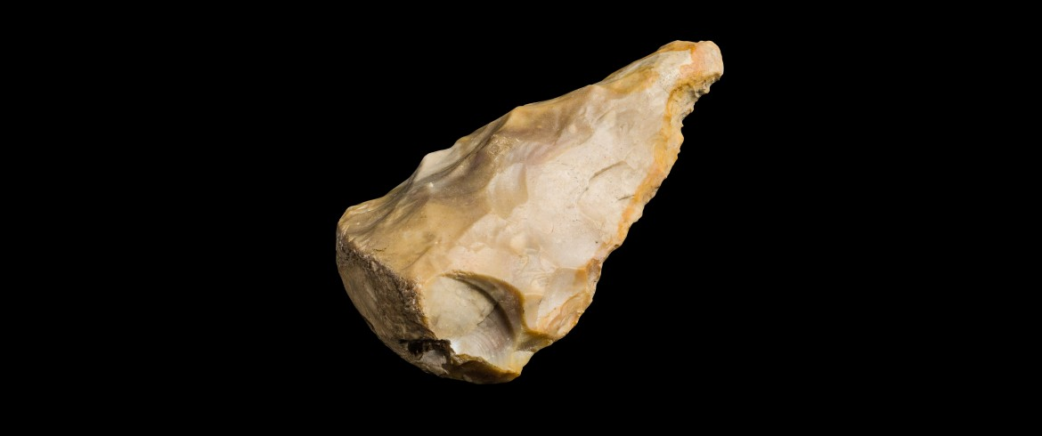 Hand axe, Palaeolithic