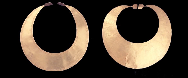 Gold lunulae, Bronze Age