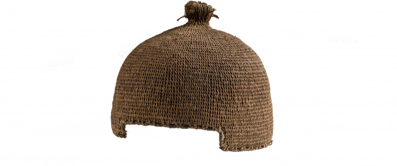 Coir (coconut fibre) armour Kiribati Islands, Micronesia