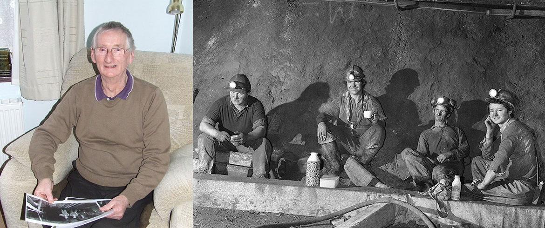 John Brown – Miner and Lamp man, South Crofty, 1960 - 1991