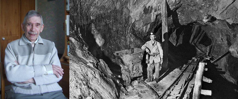 Mike Shipp – Surveyor and Chief Surveyor, Wheal Jane, 1974 - 1986
