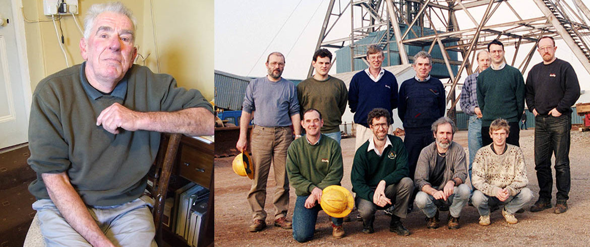 Peter Hughes – Miner & Safety Training Officer, South Crofty, 1962 - 1998